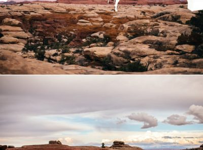 Moab Adventure Engagement Session in Canyonlands