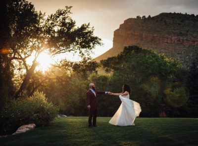 Planet Bluegrass Wedding in Lyons, Colorado