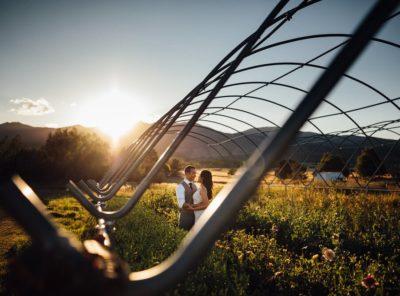 Pastures of Plenty Wedding in Boulder, Colorado