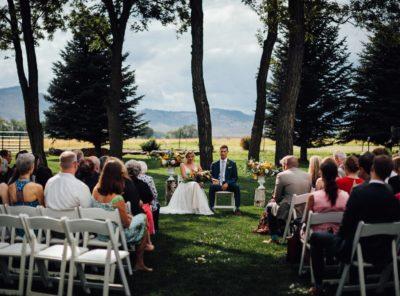 Schupe Homestead Wedding in Boulder, Colorado